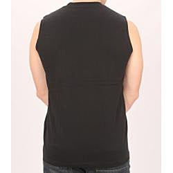 Farmall IH Men's Black Cotton Muscle Tee - Thumbnail 1