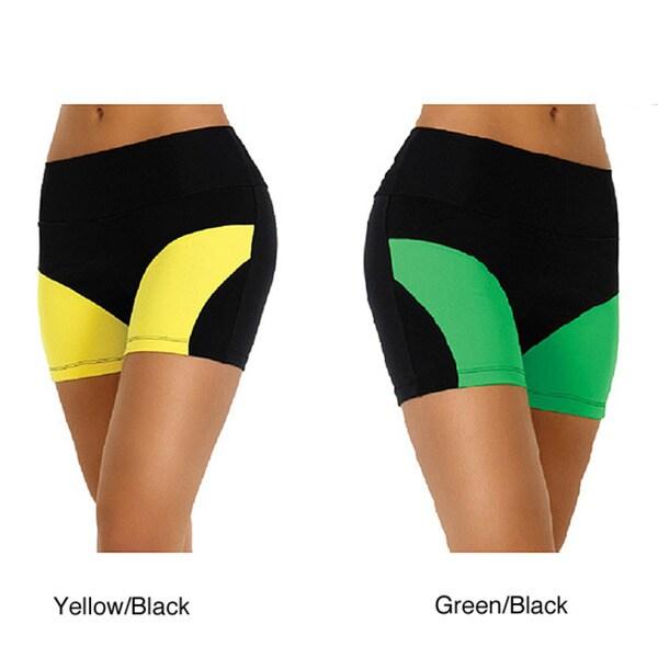 Fajate Women's 'Tierra' Fitness Shorts