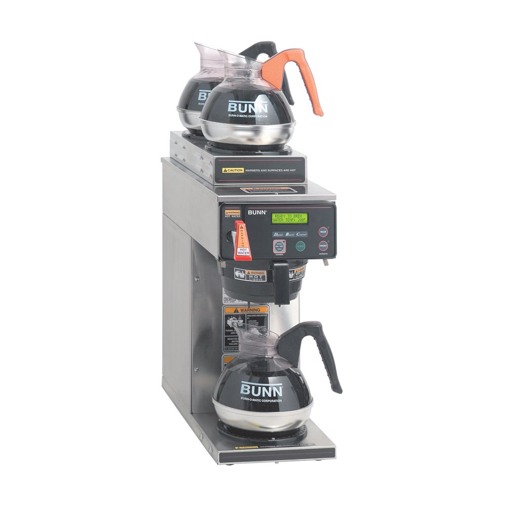 Bunn AXIOM-15-3 12-Cup Digital Automatic Coffee Brewer