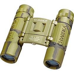 Barska 12x25 Lucid View Compact Binoculars