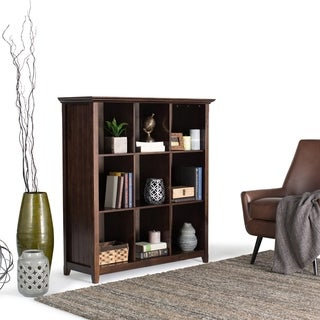 WYNDENHALL Normandy 9-cube Bookcase Storage Unit