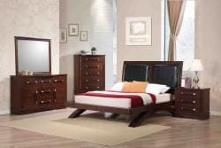Picket House Padova King Platform Bed - Thumbnail 1