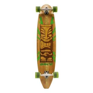 Bahne Bamboo Tiki Classic Longboard