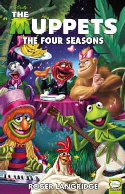 The Muppets: The Four Seasons (Paperback)