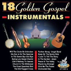 Various - 18 Golden Gospel Instrumentals