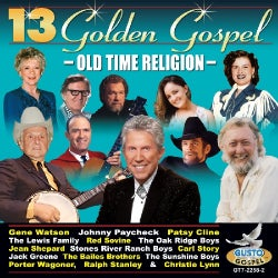 Various - 13 Golden Gospel Hits