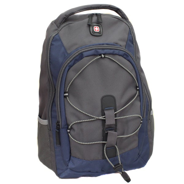 SwissGear Mars Blue 16-inch Laptop Computer Backpack
