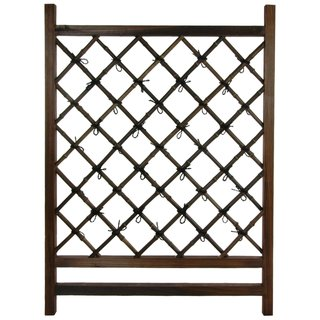 Handmade Bamboo Fence Door