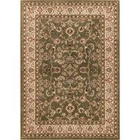 Well Woven Ariana Palace Green Area Rug - 7'10 x 9'10