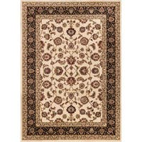 Well Woven Ariana Palace Ivory Area Rug - 6'7 x 9'6