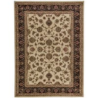 "Well Woven Ariana Palace Ivory Area Rug - 3'11"" x 5'3"""