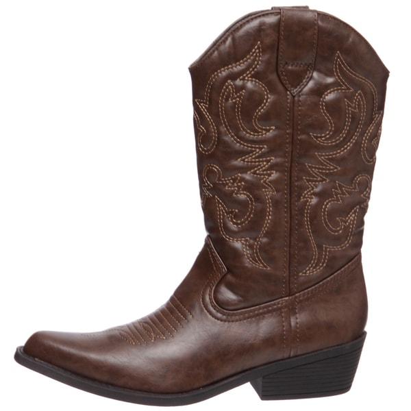 Siinger' Cowboy Boots FINAL SALE