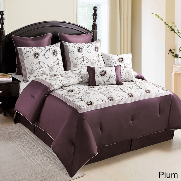 VCNY Delaney-Alex 8-piece Comforter Set