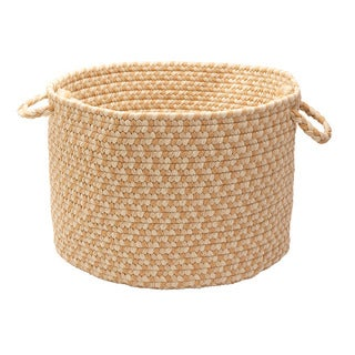 Stable Hill Tea Colored Basket (18'x18'x12')