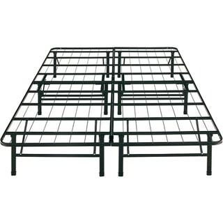 Sleep Sync Posture Support King 14-inch Platform Bed Frame