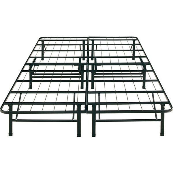 sleep sync posture support king 14inch platform bed frame