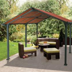 Palram Frontier 5000 Carport Free Shipping Today