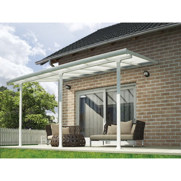Palram Feria 10x14 Patio Cover / Awning