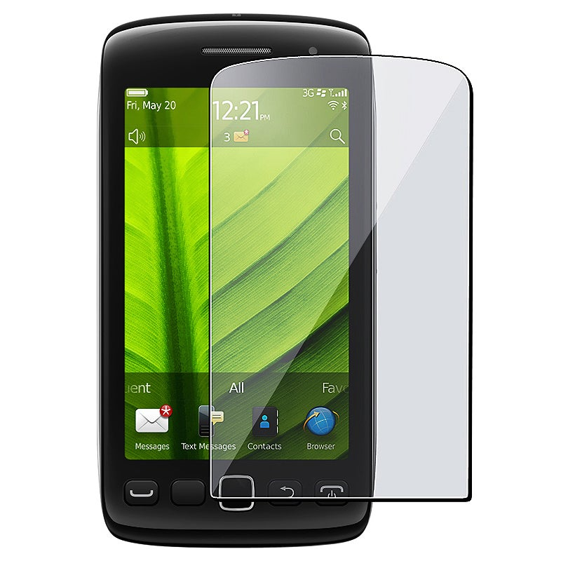 INSTEN Clear Screen Protector for Blackberry Torch 9850/ 9860