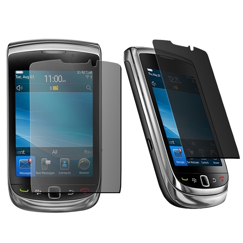 BasAcc Privacy Filter for Blackberry Torch 9800