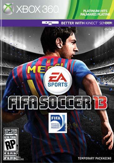 X360 - FIFA Soccer 13