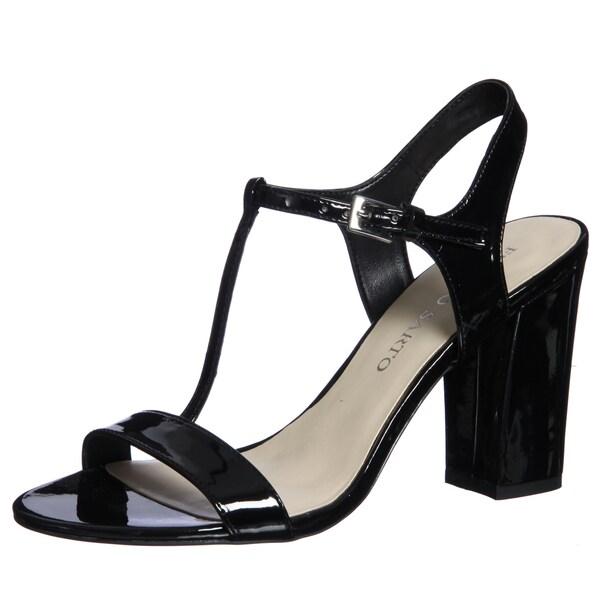 Franco Sarto Women's 'Jaunt' T-strap Sandals