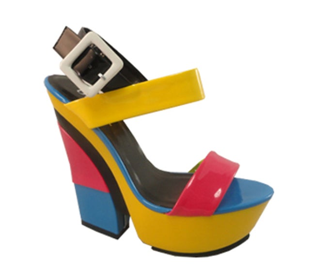Bucco Women's 'Erin' Platform Sandals