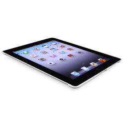 White Snap-on Case for Apple iPad 3/ 4