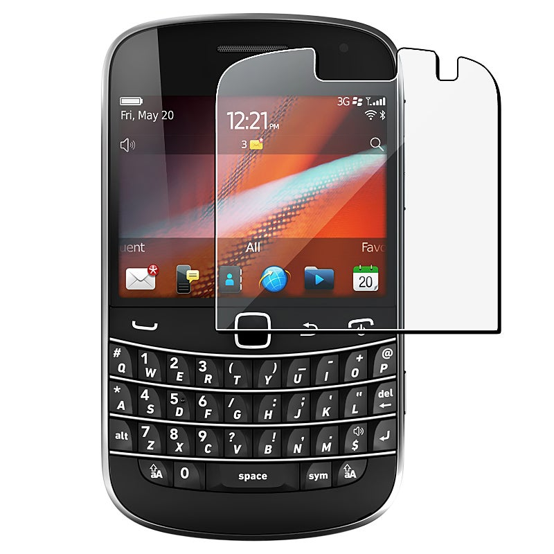 INSTEN Clear Screen Protector for Blackberry Bold 9900/ 9930