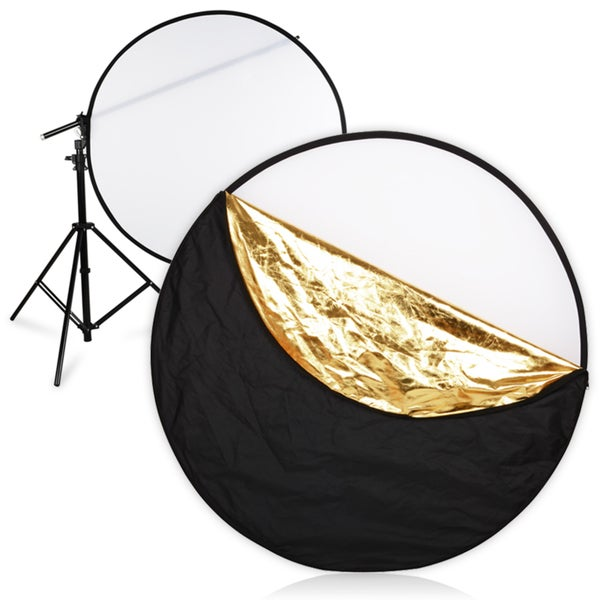 43-inch 5-in-1 Collapsible Multi Disc Light Reflector