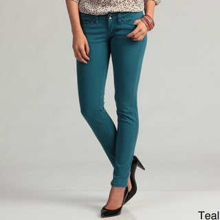 Unionbay Junior's Five-pocket Stretch Colored Skinny Pants