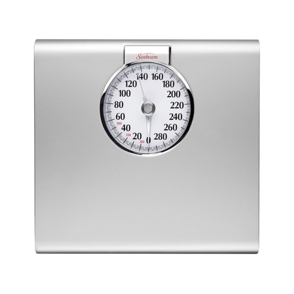 Sunbeam SAB010DQ-60 Dial Scale/ Weight Tracker