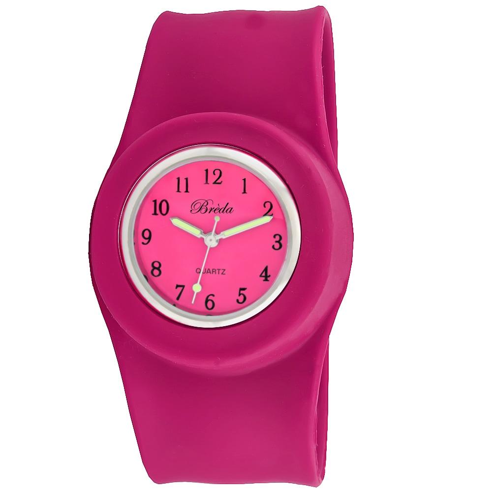 Breda Women's Lilly Slap-on Silicone Watch