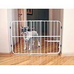 Carlson Tuffy Metal Expandable Pet Gate 14259703