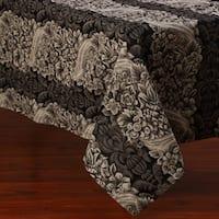 Corona Decor Traditional Design 50x90-inch Italian Heavy Weight Tablecloth