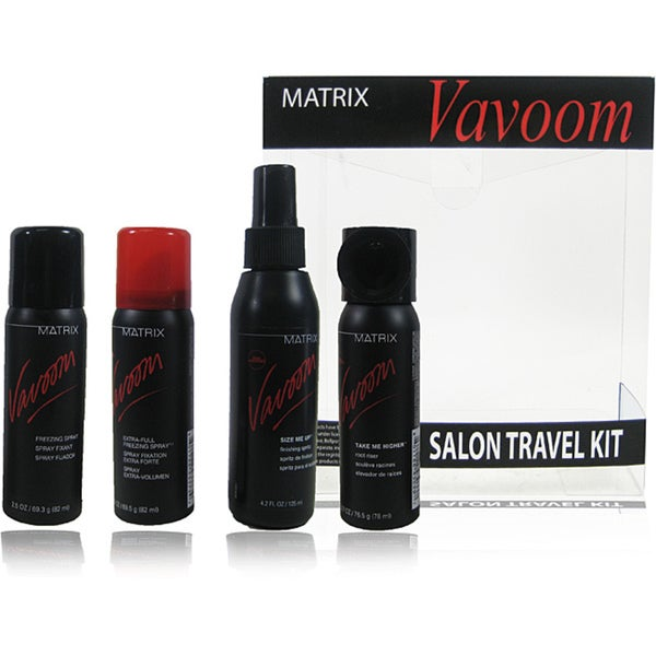 Matrix Vavoom Salon Travel Kit