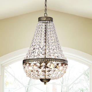 Symmetric 6-light Antique Copper Chandelier|https://ak1.ostkcdn.com/images/products/6708951/P14259802.jpg?impolicy=medium