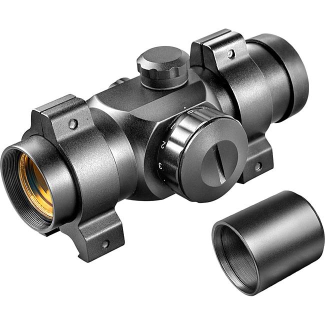 Barska 25mm 'Red Dot' Compact Riflescope
