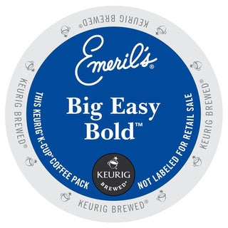 Emeril's Big Easy Bold Coffee, K-Cup for Keurig Brewers