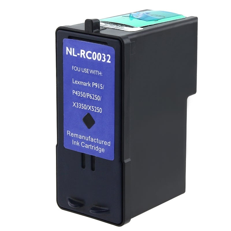 INSTEN Lexmark 32/ 18C0032 Black Ink Cartridge (Remanufactured)