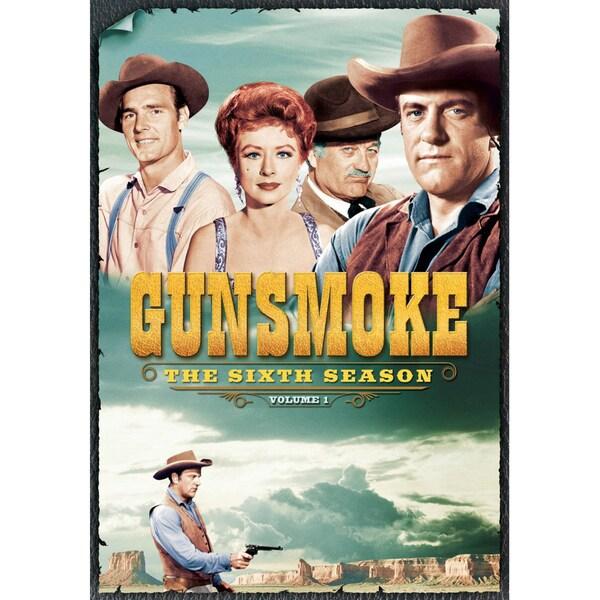 Gunsmoke: The Sixth Season Vol. 1 (DVD)