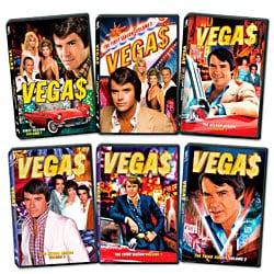 Vegas: Complete Series Pack (DVD)