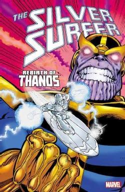 Silver Surfer: Rebirth of Thanos (Paperback)