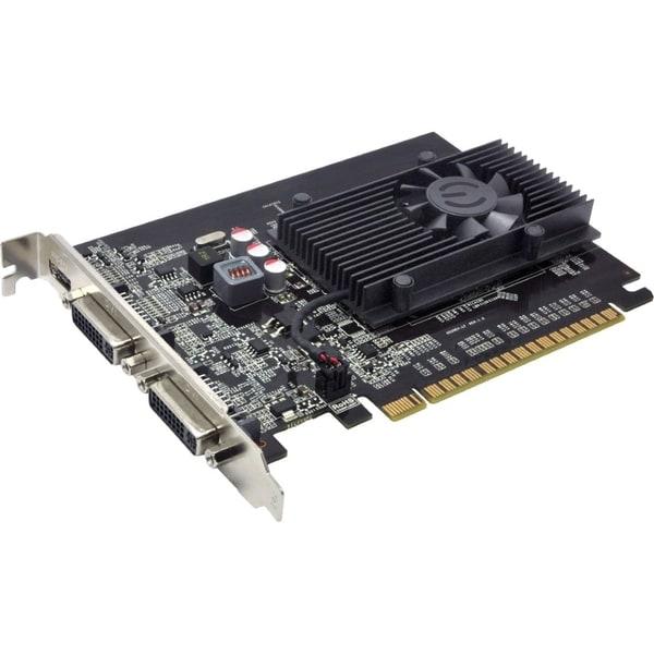 EVGA GeForce GT 610 Graphic Card - 810 MHz Core - 1 GB DDR3 SDRAM - P