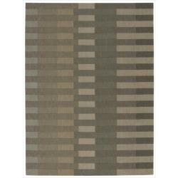 "Nourison Home Loom Select Beige Rug - 3'6"" x 5'6"""
