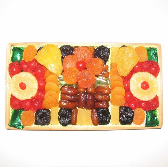 California Fruit Mendocino Assorted Sun-dried Fruit Gift Crate