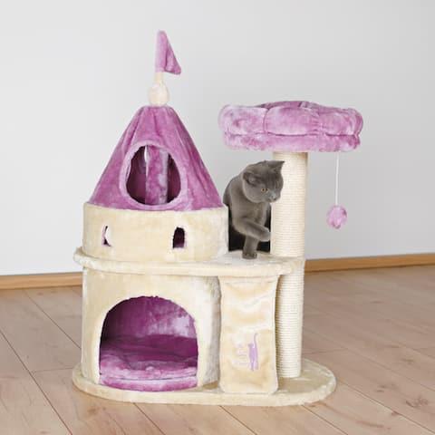 TRIXIE My Kitty Darling Castle Cat Tree