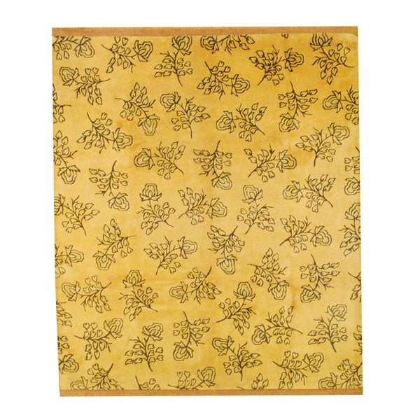 Herat Oriental Tibetan Hand-knotted Wool Rug (8' x 10')