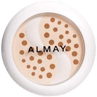 Almay Smart Shade Smart Balance Pressed Powder Light 100 (Pack of 4)