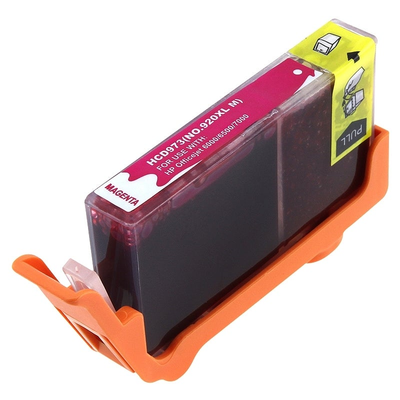 BasAcc HP Compatible 920XL/ CD973AN Magenta Ink Cartridge